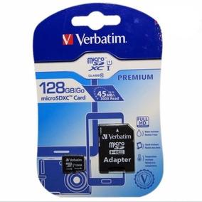 Micro Sd 128gb Premium Verbatim