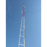 Tramo De Torre Aristozada Alta Calidad Galvanizada En Frio