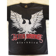 Alter Bridge - Camisa Blackbird