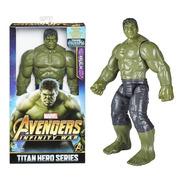Muñeco Articulado Hulk Avengers 30cm Hasbro Infin. War Eps