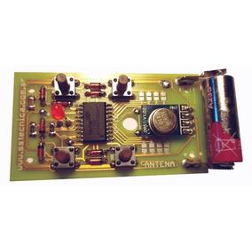 Control Remoto Rf 433mhz 4 Canales Ht12e Completo