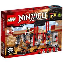Lego Ninjago 70591 Kryptarium Prison Breakout - Pta Entrega