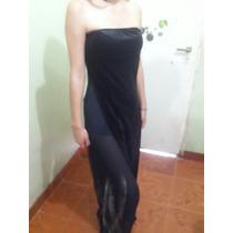 Vestido De Fiesta (diseñador) + Zapatos 1 Marcas Originales