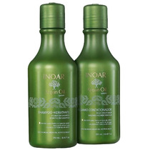 Inoar Kit Duo Argan Oil Shampoo 250ml + Condicionador 250ml