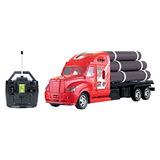 R / C Control Remoto Semiremolque Tractor Remolque Cama Plan