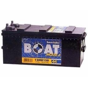 Bateria Para Barco - Moura Boat 150ah