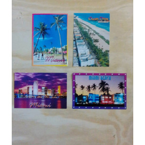 Cartões Postais Miami