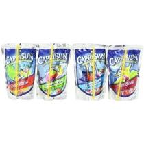 Capri Sun Variety Pack De Bolsas De Jugo Ponche De Frutas Fr