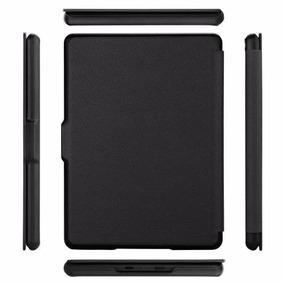 Capa Case Kindle Paperwhite Wb Ultra Leve Preta + 100 Ebooks