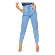 Calça Jeans Mom Feminina True