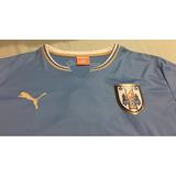 Camisa Seleção Uruguai _ Modelo Copa 2014 _ Zerada