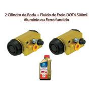 Cilindro Roda Traseira O Par Ecosport Xlt Duratec He 2.0 16v