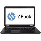 Notebook Hp Estación De Trabajo Zbook 17- Core I7