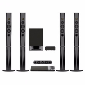 Home Theater Sony 5.1 Bluetooth Smart 3d 1200w Luces Blu Ray