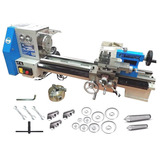 Torno Mecanico Paralelo Para Metales 500mm Motor 3/4hp Nuevo