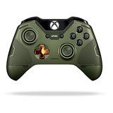 Xbox Una Edición Limitada De Halo 5 Guardianes Controlador