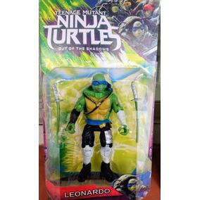 Muñecos De Las Tortugas Ninja Blister X1 Articulados 16cm