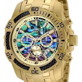 b13aec8434e Relógio Para Trabalhar - Relógio Invicta Masculino no Mercado Livre ...
