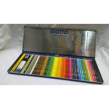 Lapices Colores Giotto - Set 46 Colores (no Faber Castell)