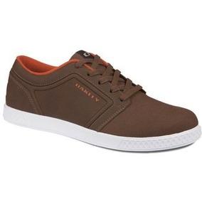 Zapatos Oakley Ground Chocolate, Talla Usa 10, Uk 9, Eu 44