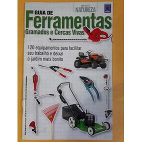 Revista Guia De Ferramentas De Jardinagem - Ed. Europa