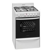 Cocina A Gas Longvie 19501b 56cm Blanco Encendido Una Mano