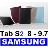 Estuche Book Cover Samsung Galaxy Tab S2 8.0 - 9.7 Original