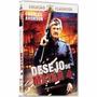 Dvd Desejo De Matar 4 - Charles Bronson - Original E Lacrado