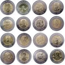 Monedas Del Centenario Y Bicentenario De $5 Con Envio Gratis