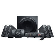 Bocina Z906 5.1 Canales Logitech Thx 500w Optico 3.5 Control