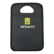 Lixeira Automotiva Renault Bordado