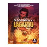 Box Minisserie O Sorriso Do Lagarto Original Tv Globo Rara!