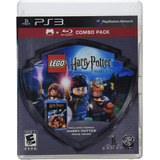 Lego Harry Potter Years 1-4 Combo Pack Ps3 Juego + Pelicula