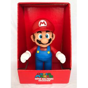 Super Mario Bros Boneco - Original 23cm - Coleção