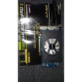 Tarjeta De Video Geforce Gtx 550ti Ddr5 Pny