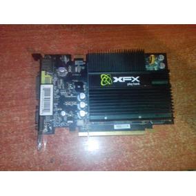 Tarjeta De Video Gf 8500gt 512mb Ddr2 Pa Repuesto O Reparar