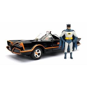 Batimovil - Batman Serie 1966 - 1:24 Dc - Jada