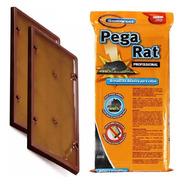 Pega Rat X 10 Trampera Pegamento Rata Laucha Raton Somerset
