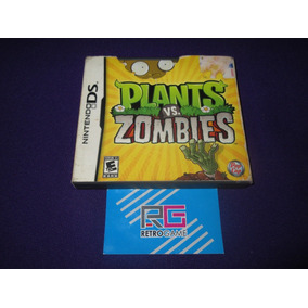 Plants Vs Zombies Nintendo Ds / 3ds / 2ds / New 3ds / New 2d