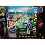 Playmobil 9224 Cazafantasmas Ghostbusters Spengler Y Fantasm