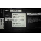 Televisor Lg 49lf5900 Desarme - Mainboard - Tiras Led