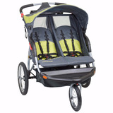 Coches Expedition Ex Doble Baby Trend Todo Terreno