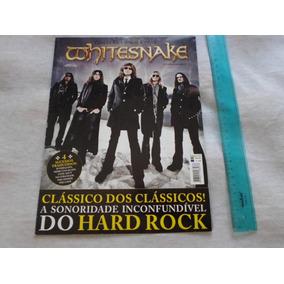 Pôster Whtesnake Coleção Rock Metal Especial Frete R$ 9,00