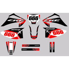 Calcomanias Moto Honda Crf 230f Vinil Sticker!!!!!!!!!!!!