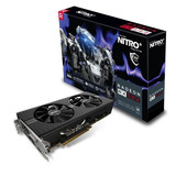 Video Sapphire Radeon Rx580 Nitro+ 8g Ddr5 Gamer