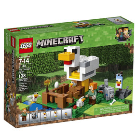 Lego Minicraft - Lego e Blocos de Montar no Mercado Livre Brasil 621adebf85