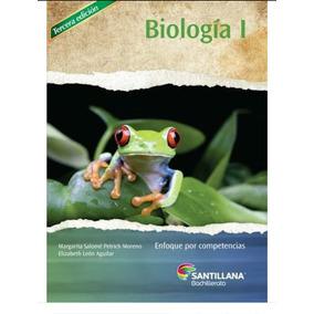 Libro Biología I Santillana Bachillerato