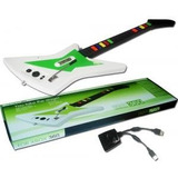Xbox 360 Guitarra Inalambrica Guitar Hero Rock Band Xbox 360