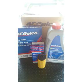 Kit Afinación Chevrolet Trax 2013-2015 Sonic12-15 Acdelco