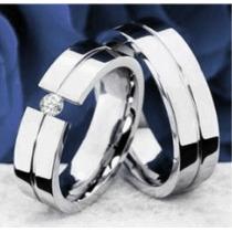 Hermosas Argollas De Matrimonio Plata, Oro, Modelo A Elegir!